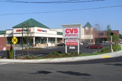 New 20,000 s.f. CVS Building