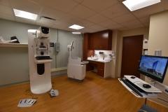 Mammography Room