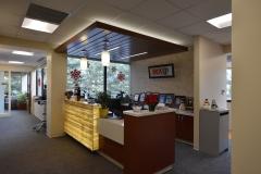 Concierge Reception Area