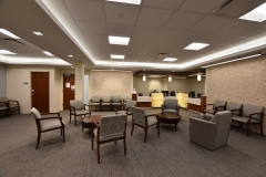 Medical Group Reception Area