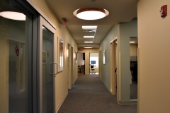 Typical Back Corridors